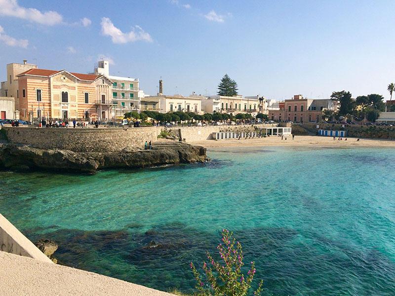 Quali sono le pi belle spiagge del salento video salento - Santa maria al bagno booking ...